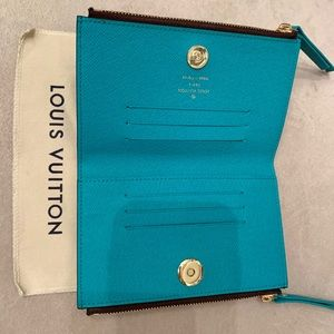 Louis Vuitton Adele compact wallet